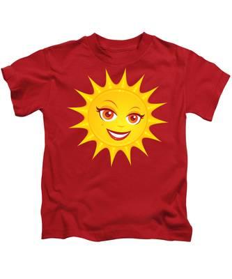 Sunlight Kids T-Shirts