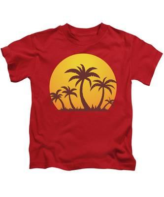 Island Kids T-Shirts