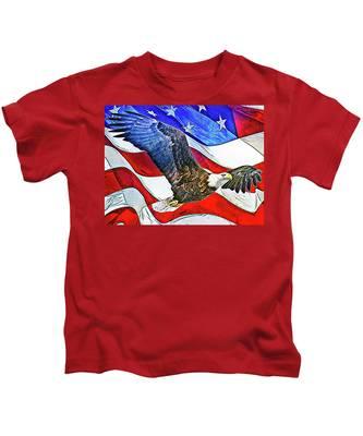 Patriotism Kids T-Shirt
