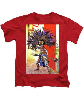 Standing His Ground Kids T-Shirt