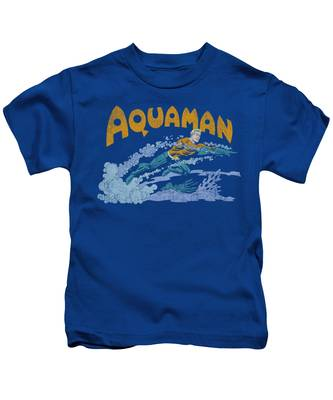 Aqua Kids T-Shirts