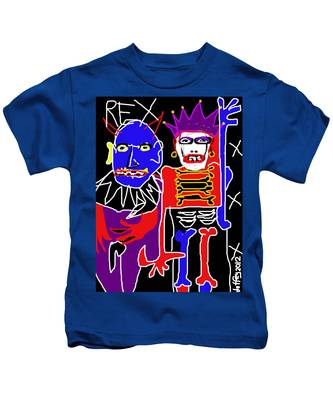 Rex 1 Kids T-Shirt