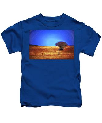 Valley San Carlos Arizona Kids T-Shirt