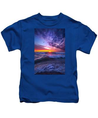 A Promise Of The Future Kids T-Shirt