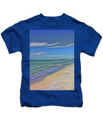 Beach Life Kids T-Shirt