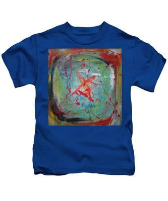 Bullseye Vision Kids T-Shirt