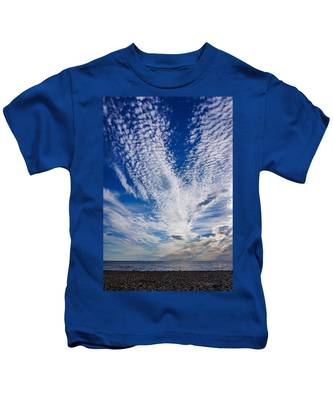 Cape Clouds Kids T-Shirt