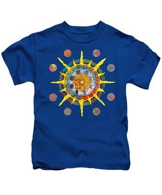 Celtic Stargate Kids T-Shirt