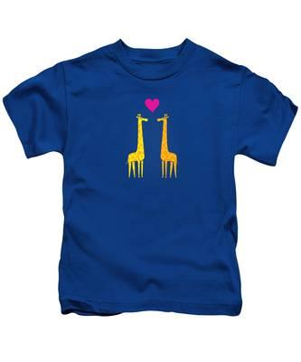 Couple Kids T-Shirts