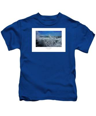 Levant Spray Kids T-Shirt