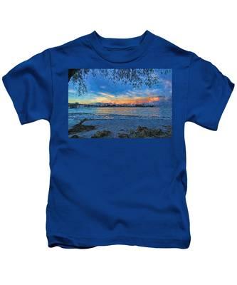 Longboat Pass 2 Kids T-Shirt