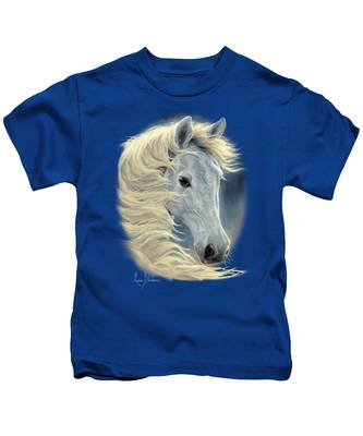 Midnight Glow Kids T-Shirt