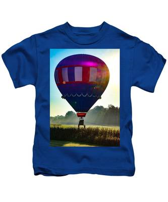 Perfect Landing Kids T-Shirt