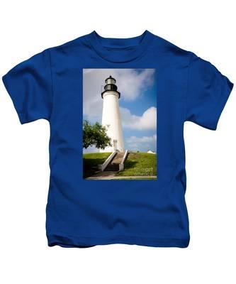 Port Isabel Lighthouse Kids T-Shirt