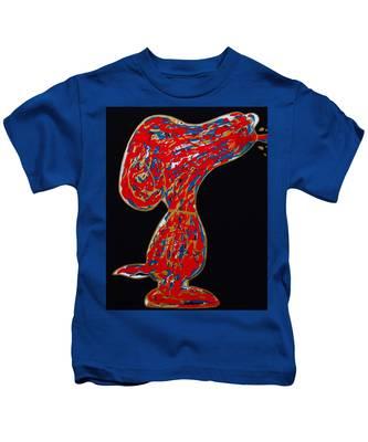 Rude Boy Kids T-Shirt