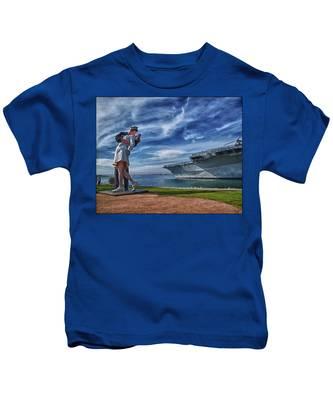San Diego Sailor Kids T-Shirt