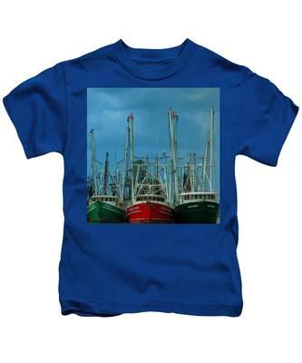 Shrimpers Kids T-Shirt