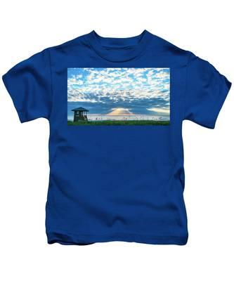 Sunrise Hope Delray Beach Florida Kids T-Shirt