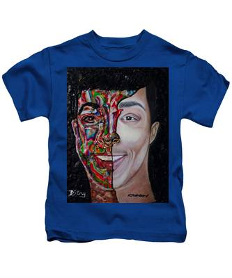 The Artist Within Kids T-Shirt