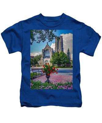The Church In Summer Kids T-Shirt