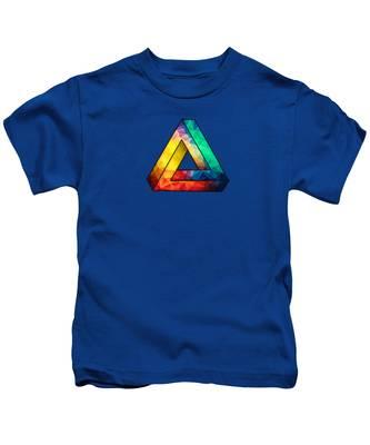 Turquoise Kids T-Shirts