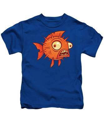 Marine Kids T-Shirts