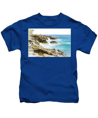 Dreaming Of Negril Kids T-Shirt