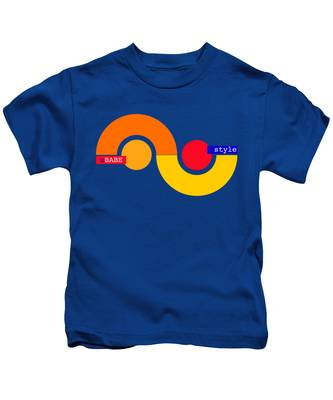 Storm Style Kids T-Shirt