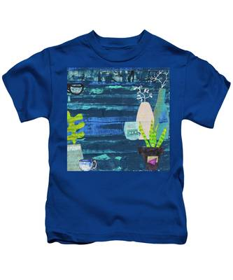 Teatime Three Kids T-Shirt