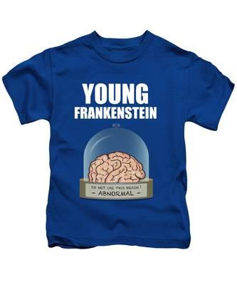 Mel Brooks Kids T-Shirts