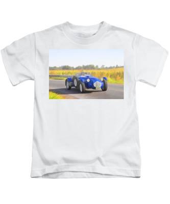 1953 Allard J2x Roadster Kids T-Shirt