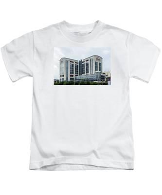 Dallas Children's Medical Center Hospital Kids T-Shirt