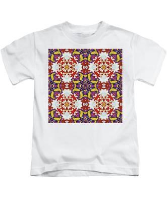 Graffito Kaleidoscope 40 Kids T-Shirt
