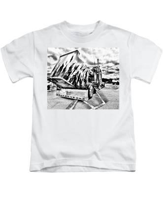 Kenworth Rig Kids T-Shirt