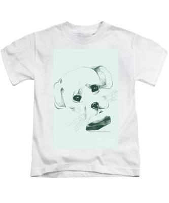 Puppy Kids T-Shirt