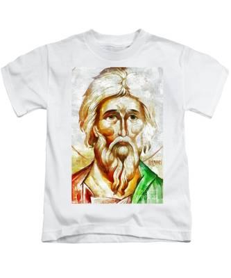 Saint Andrew  Kids T-Shirt
