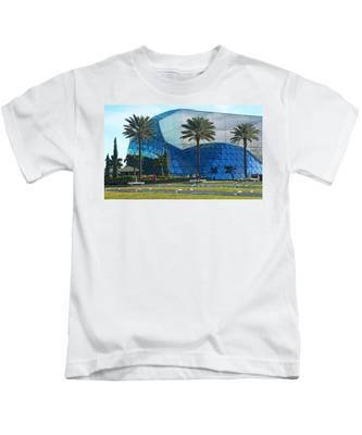 The Salvador Dali Museum Kids T-Shirt