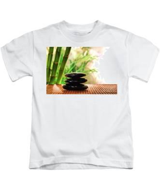 Stone Cairn Kids T-Shirt