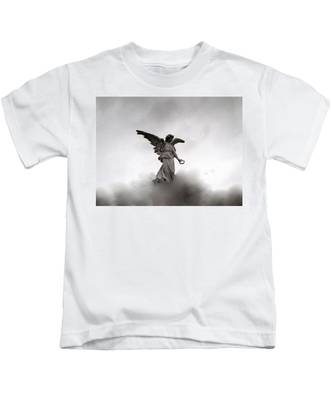Armless Angel Kids T-Shirt
