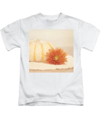 Autumn Splendor Kids T-Shirt