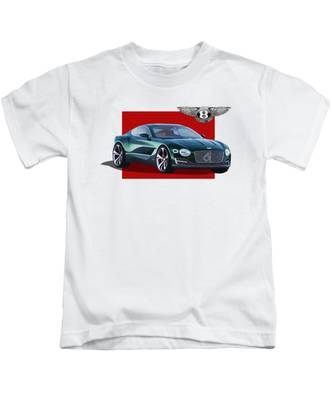 Bentley Kids T-Shirts