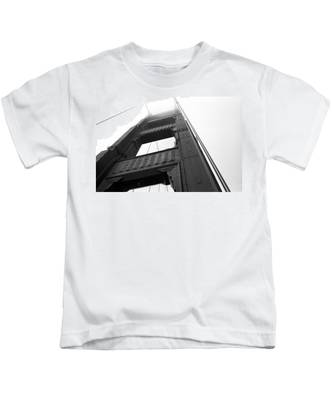 Golden Gate Tower 2 Kids T-Shirt