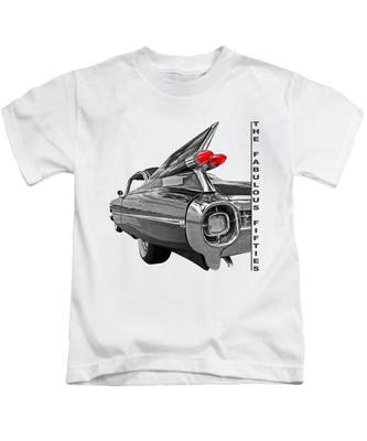 Selective Color Kids T-Shirts