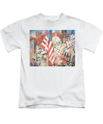 9-11 Attack Kids T-Shirt