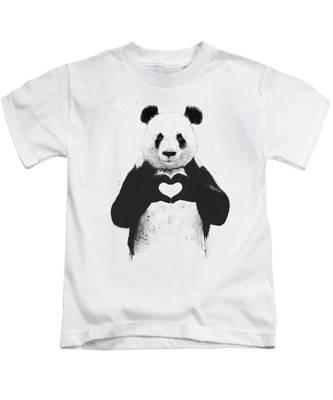 Love Kids T-Shirts