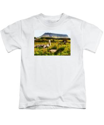 Benbulben Sligo Kids T-Shirt