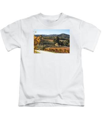 Benziger Winery Kids T-Shirt