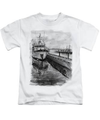 Marina Kids T-Shirts