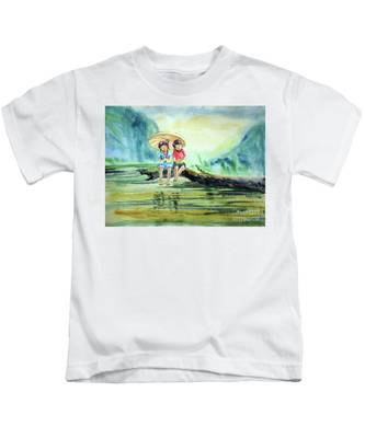 Childhood Joys Kids T-Shirt