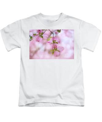 Dogwood Sunset Kids T-Shirt